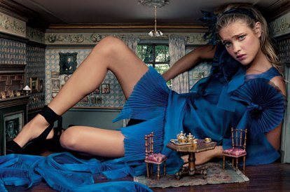 alice in wonderland | vogue2